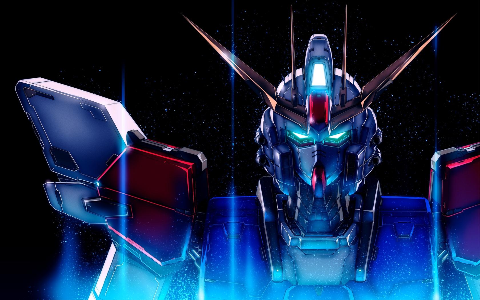 Build Strike Gundam Art Wallpaper #4375 Wallpaper Themes