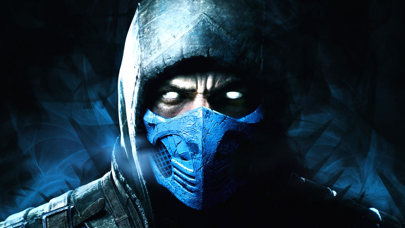 Sub zero mortal kombat wallpaper - SF Wallpaper