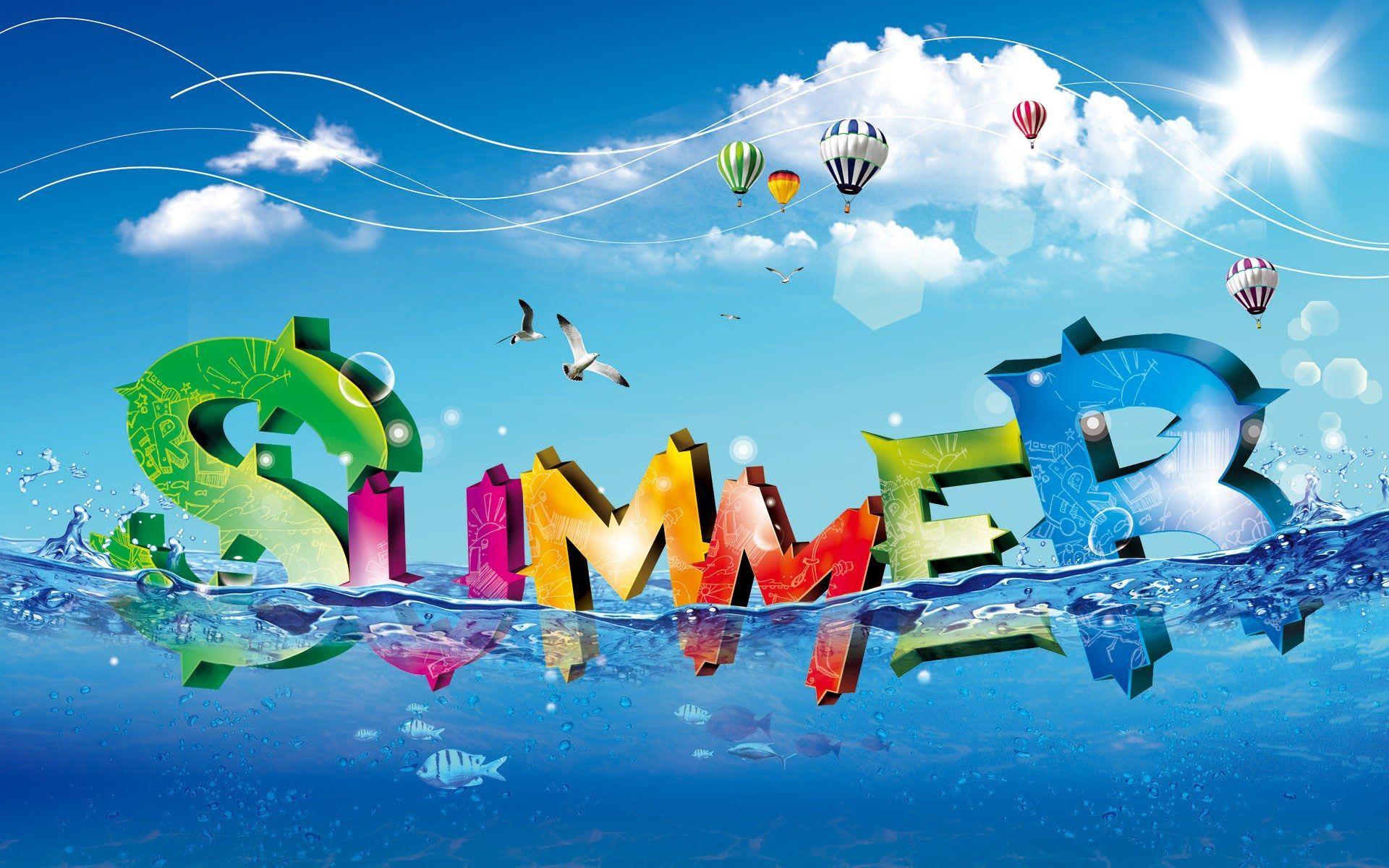 Summertime Desktop Backgrounds - Wallpaper Cave