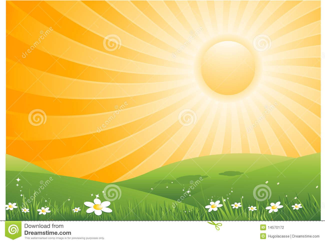 Sun Background Stock Photography - Image: 14570172