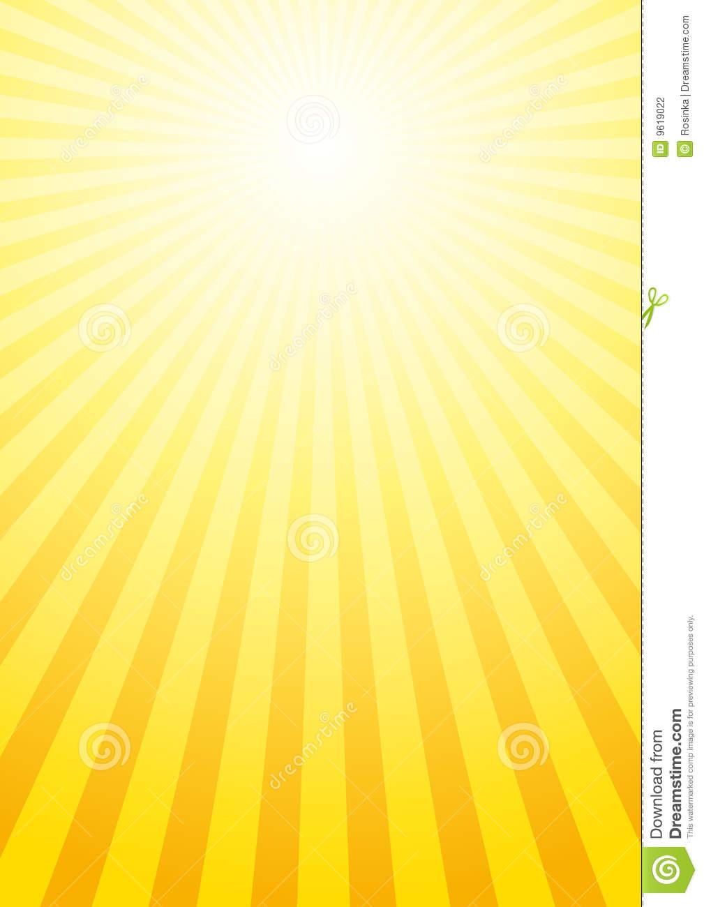 Shining Sun Background Stock Photography - Image: 9619022