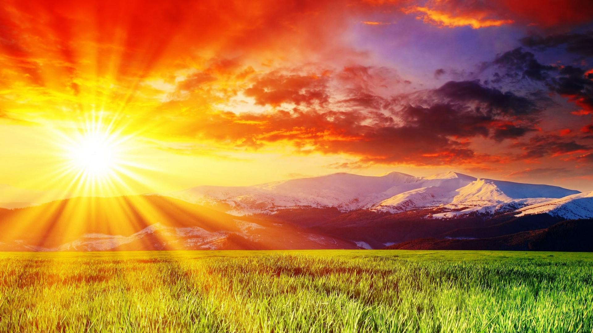 Sun Rays Wallpapers Group (82+)
