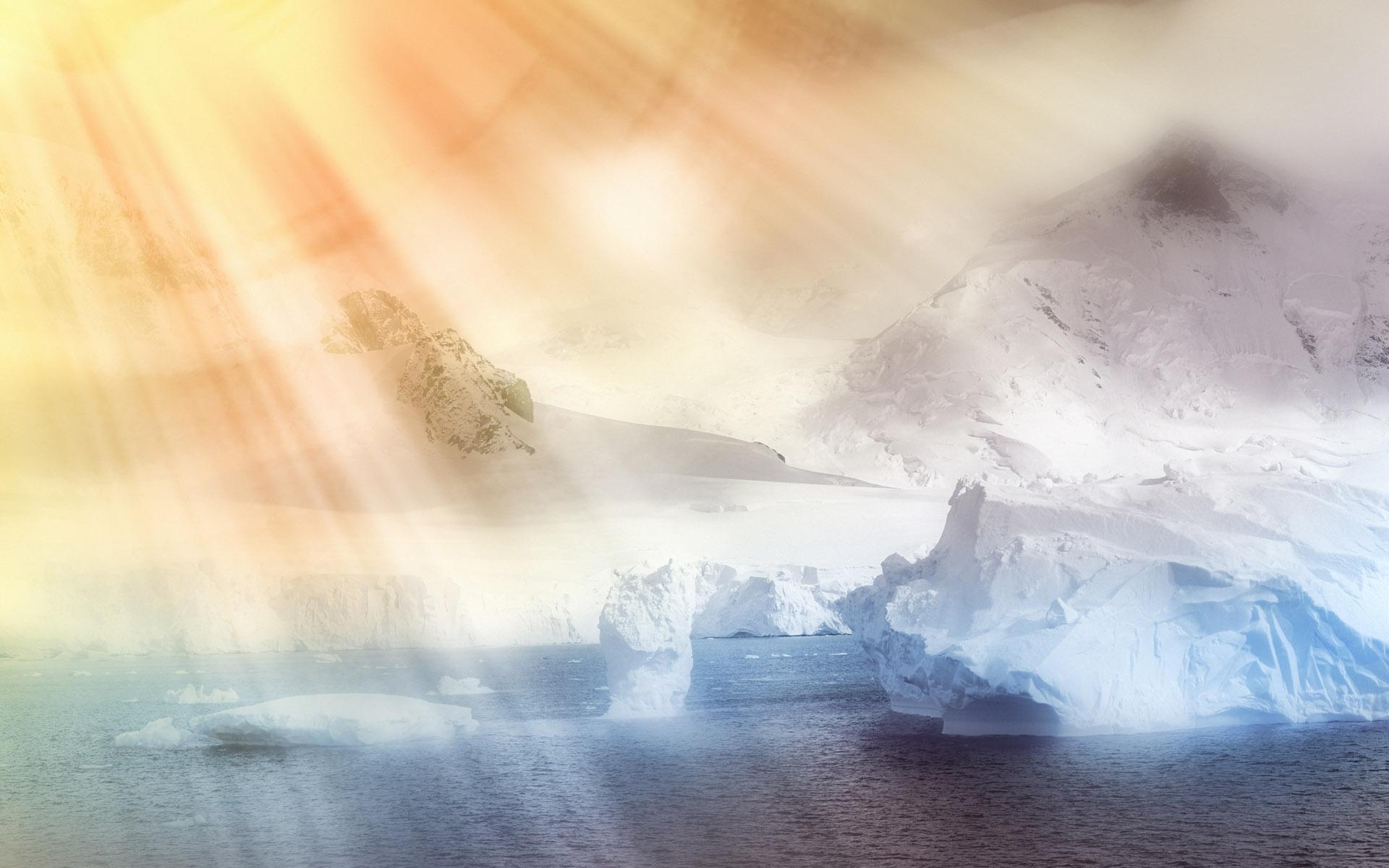 Sun Rays Desktop Wallpapers - THIS Wallpaper