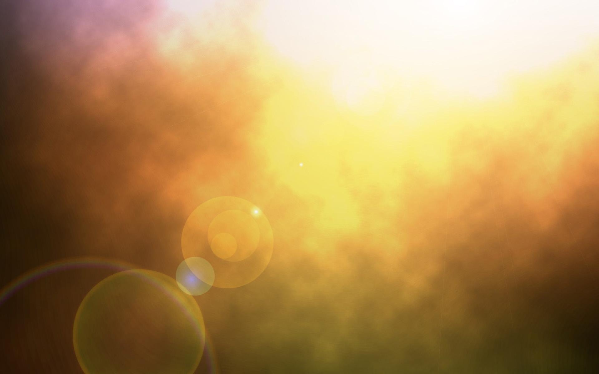 Sunshine Wallpaper - HDWPlan
