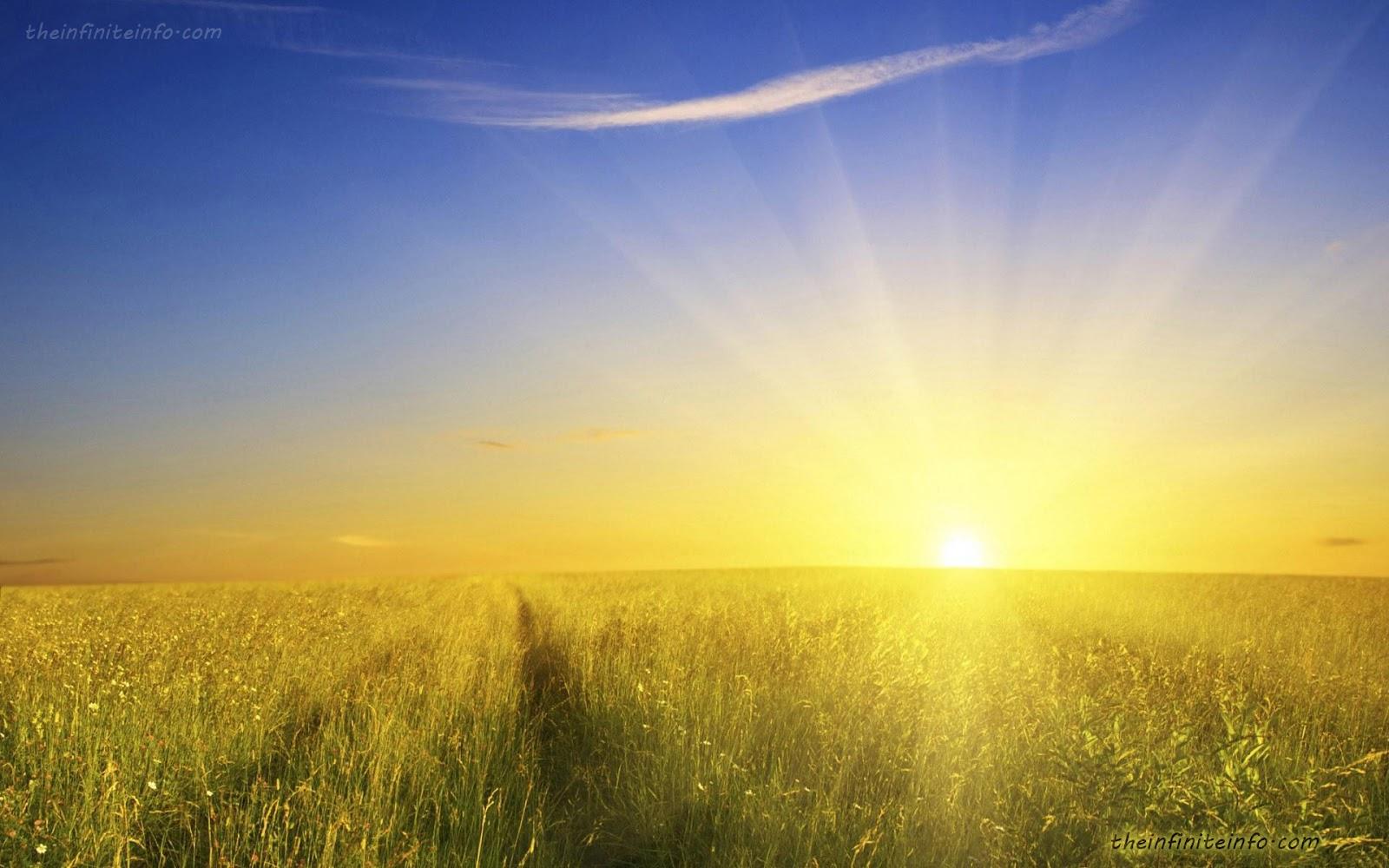 Sunshine Wallpaper, HD Sunshine Backgrounds #919BR