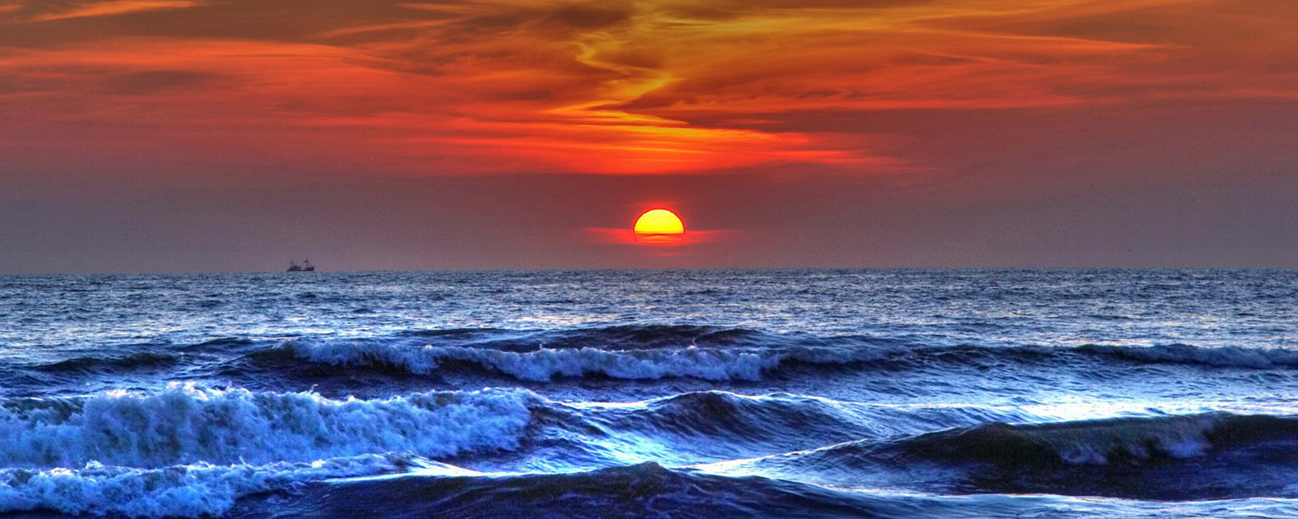Sunset Ocean Wallpapers Group 77