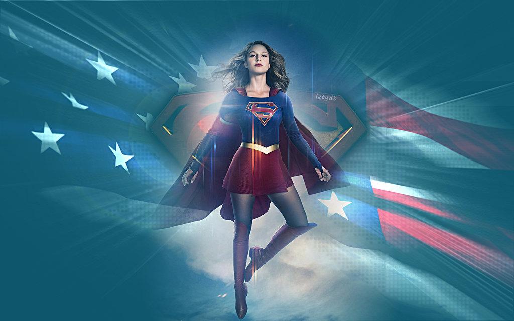 Supergirl Wallpaper by letydb on DeviantArt