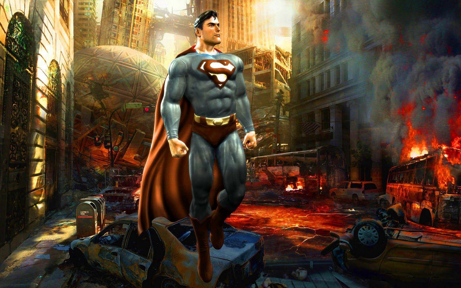 Superman Wallpapers 1080p - Wallpaper Cave