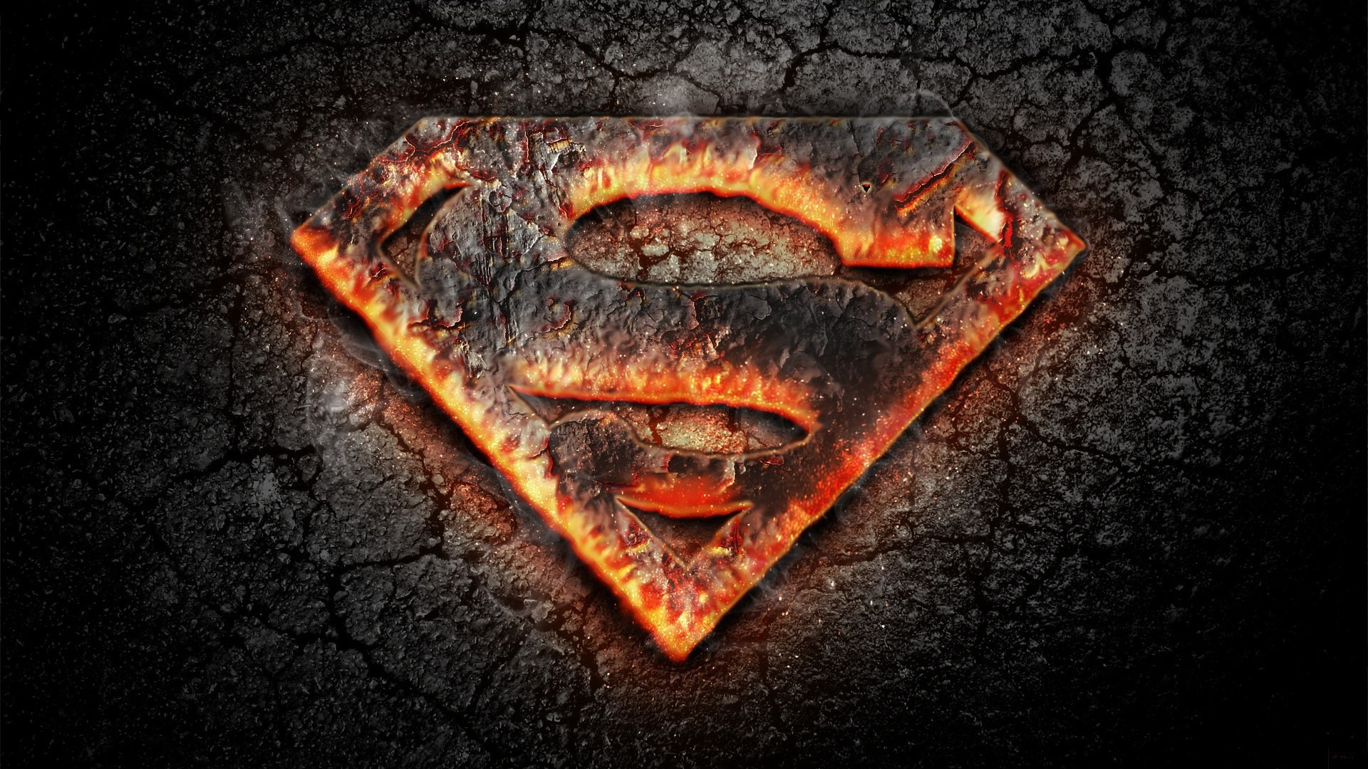 Superman with Logo HD Wallpapers For Pc 956 - Amazing Wallpaperz