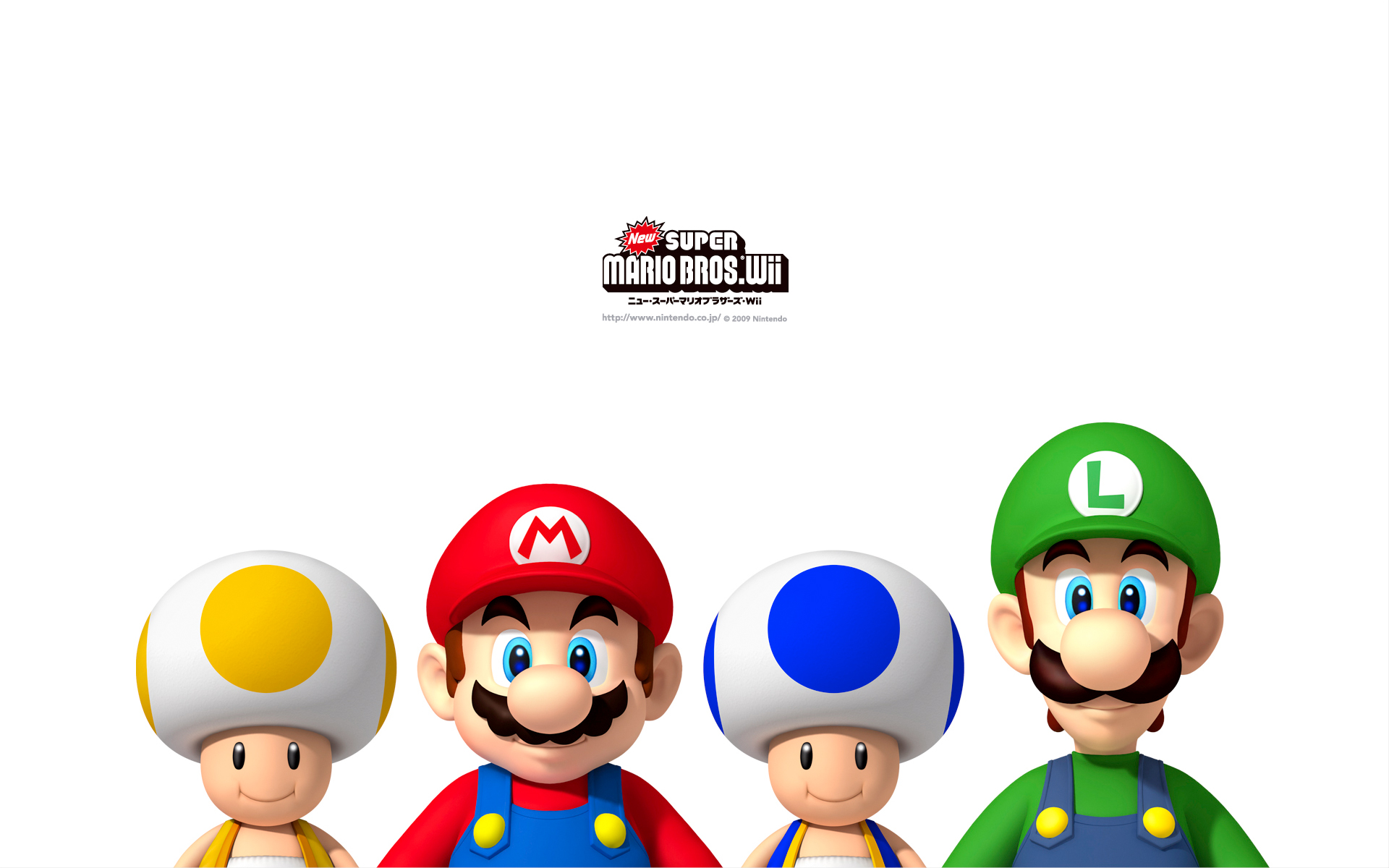 Wallpaper Mario Bros