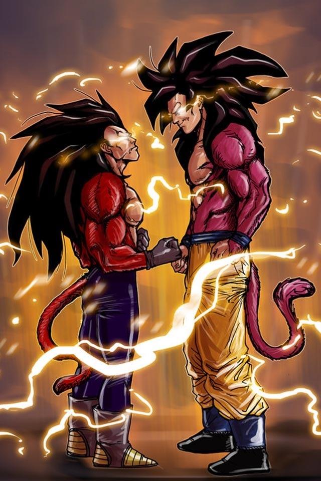1000 Ideas About Super Saiyan 4 Goku On Pinterest