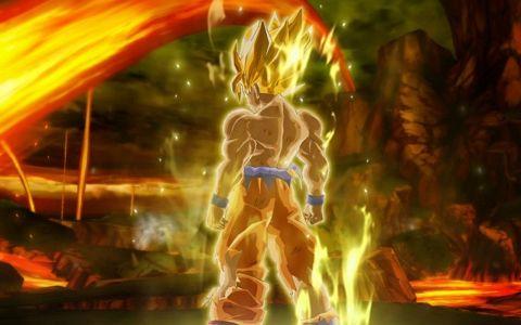 Super Saiyan Goku Wallpaper Download