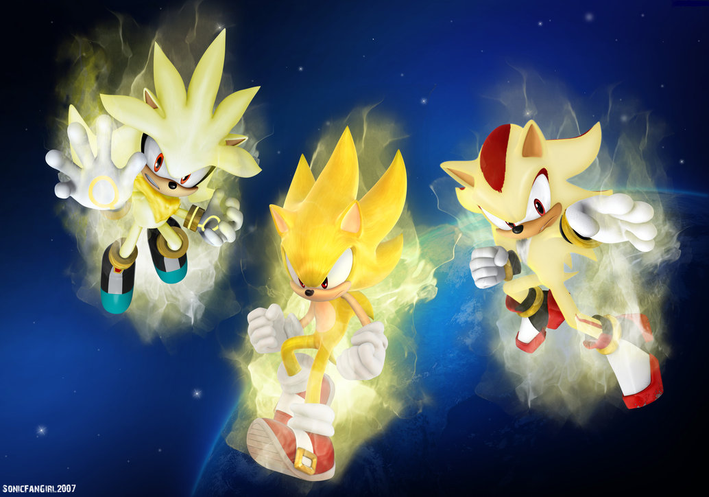 Super Sonic The Hedgehog Wallpapers Group 77