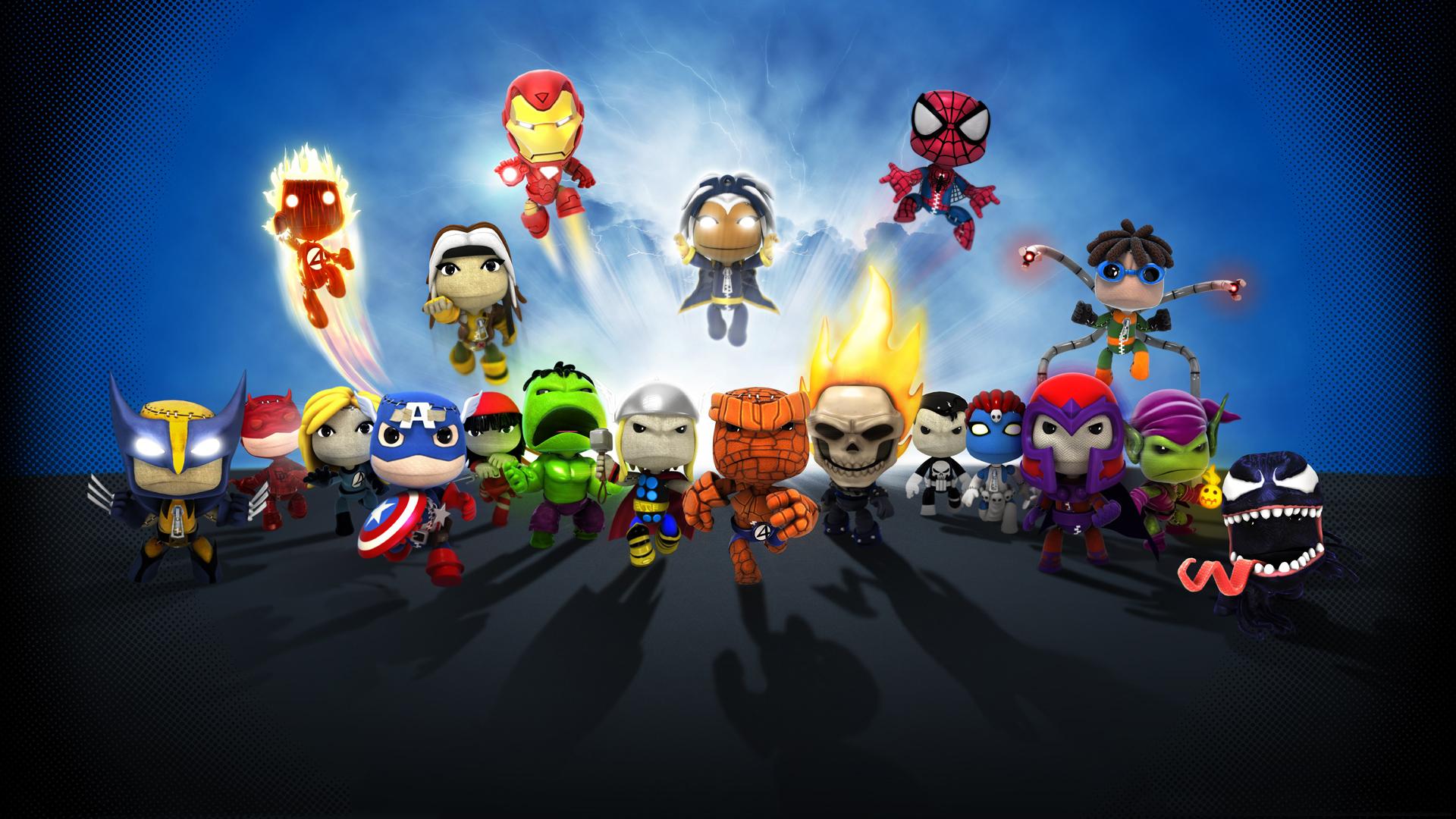 Net Src Superhero Wallpaper