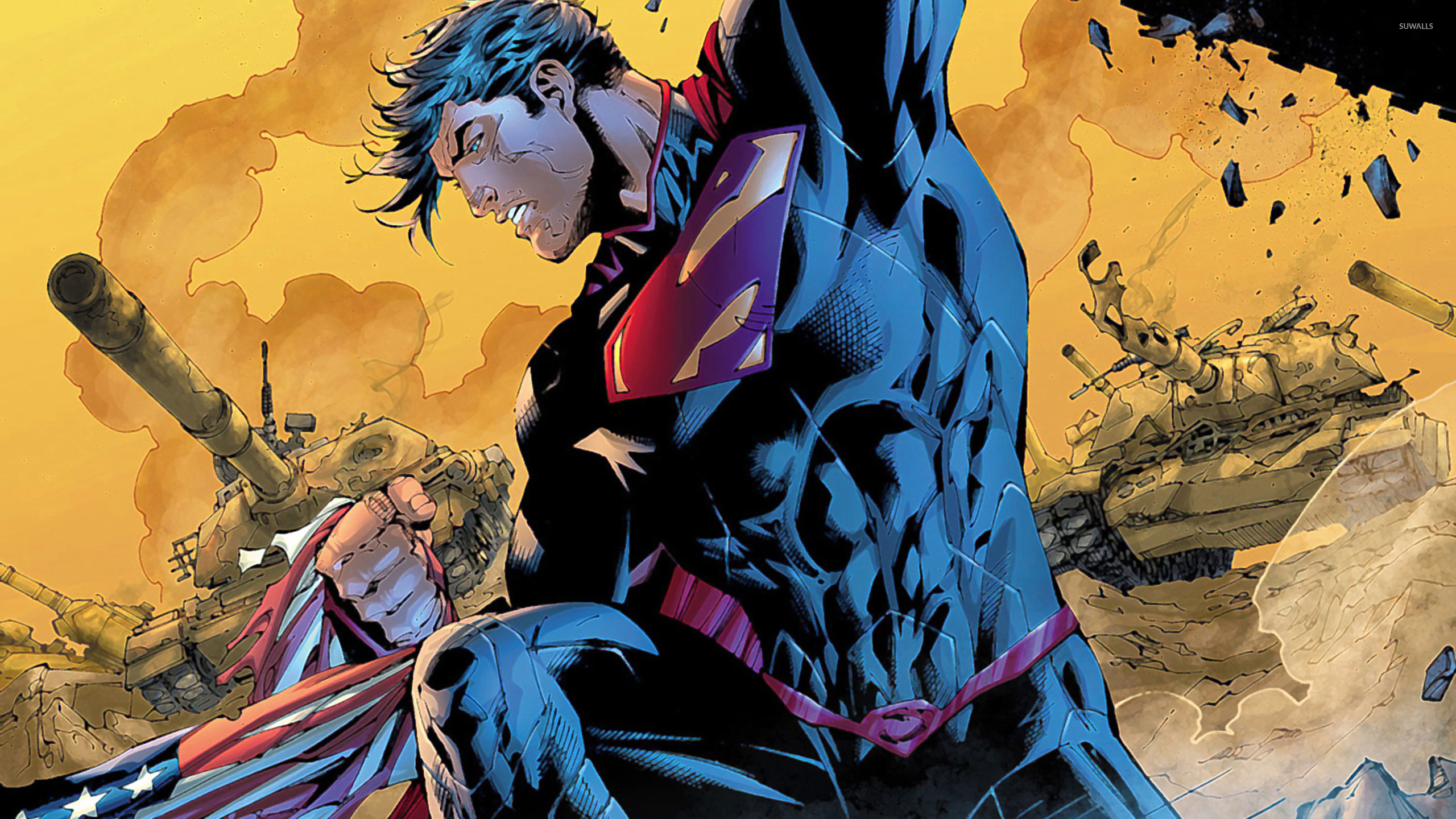 Superman Comic Wallpapers High Resolution - Wickedsa com