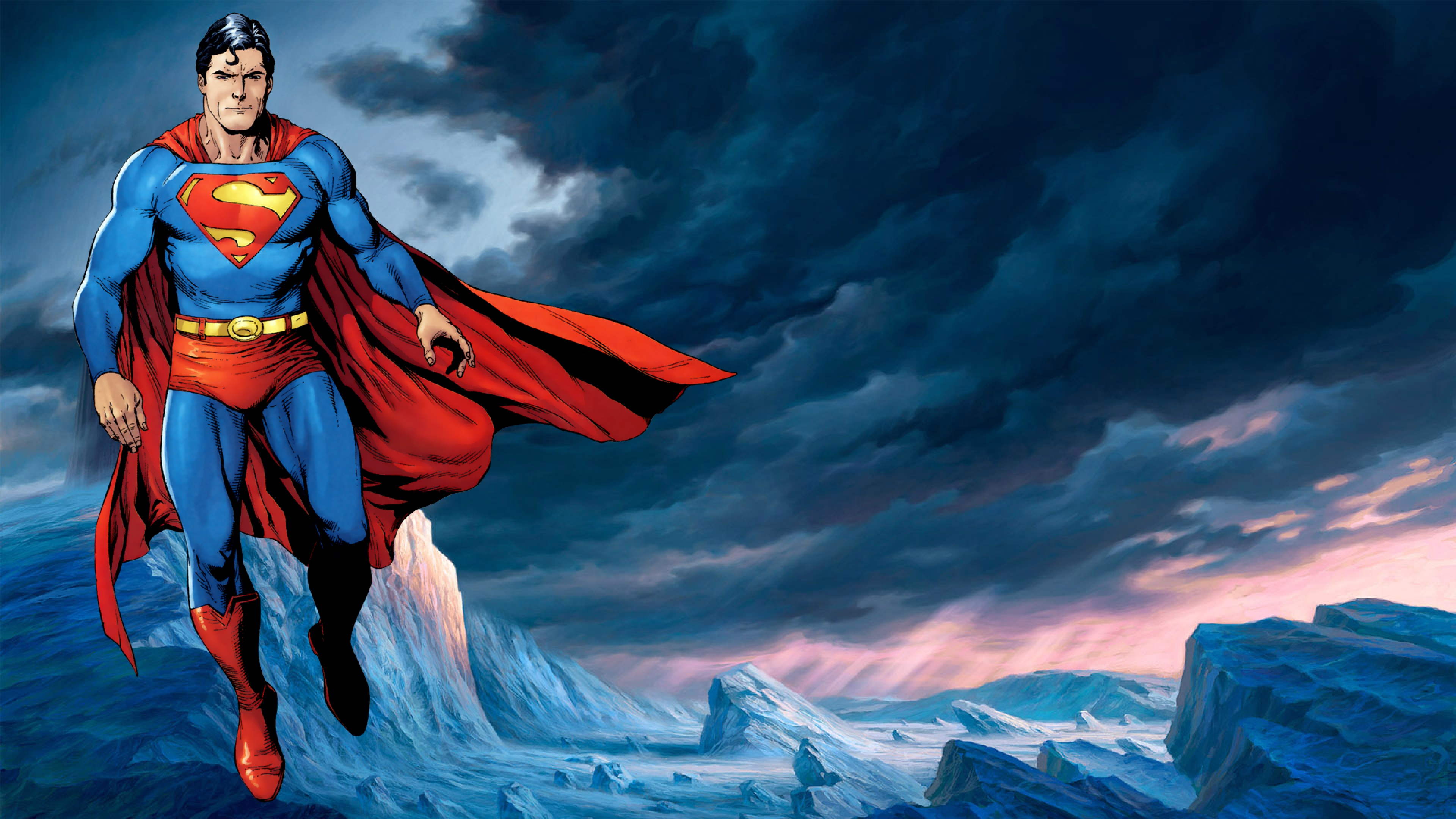 Superman Comic Wallpapers Full HD - Wickedsa com