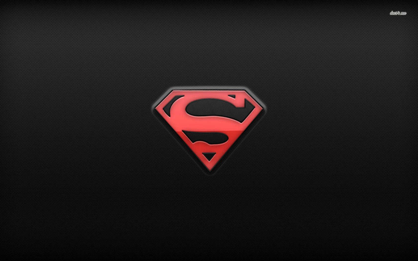 Superman Logo Wallpaper Desktop - WallpaperSafari
