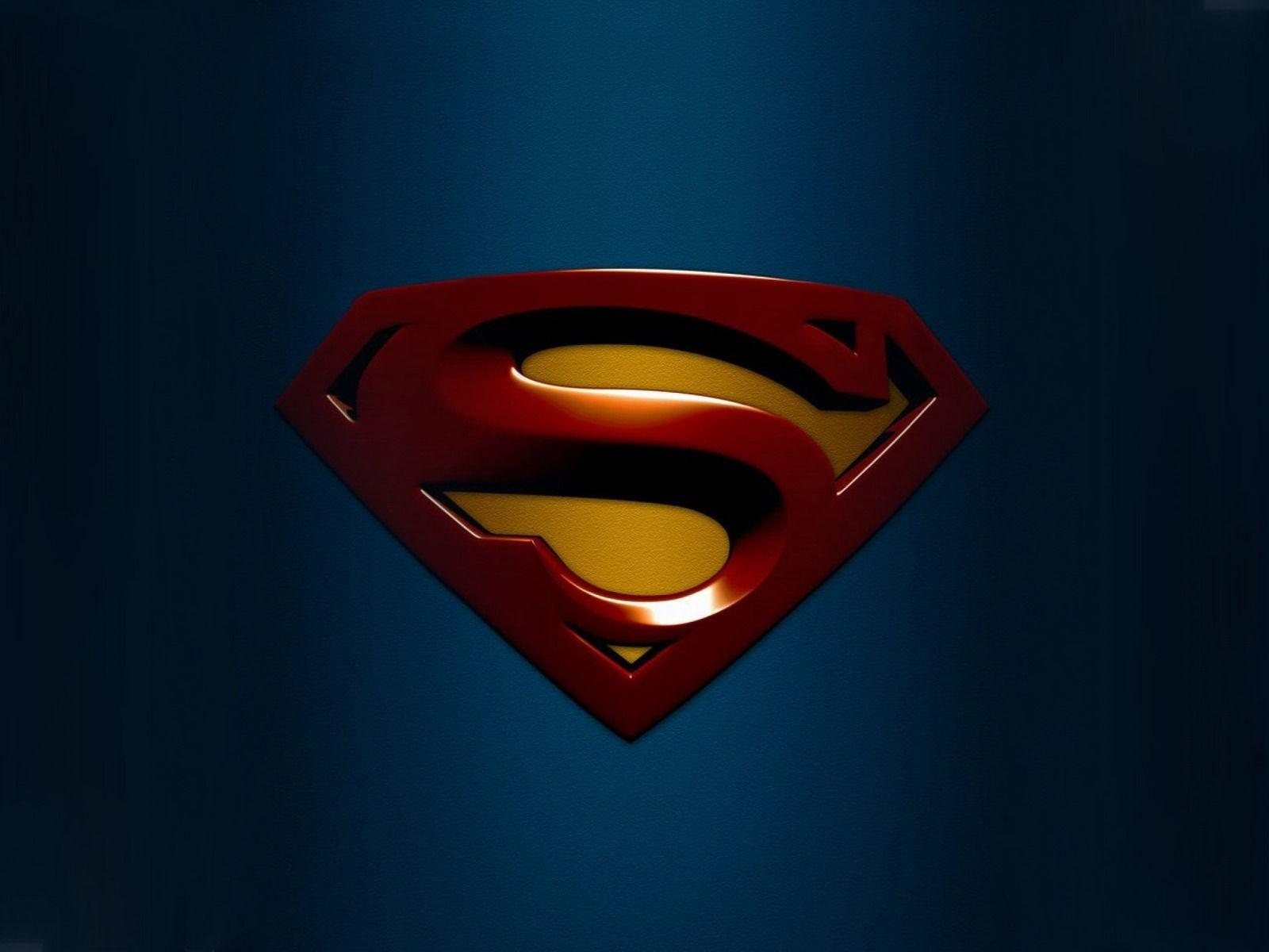 Superman Logo Wallpapers High Quality - Wickedsa com