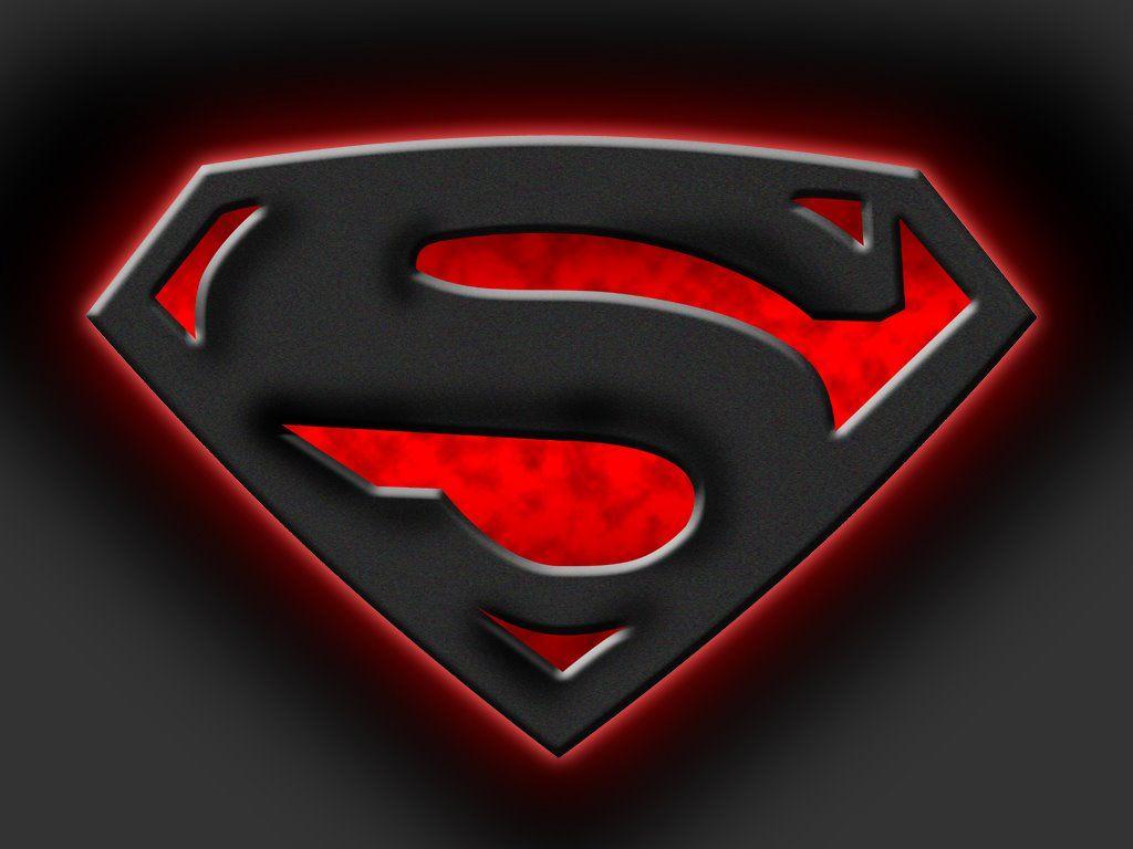 superman logo desktop wallpaper - sf wallpaper