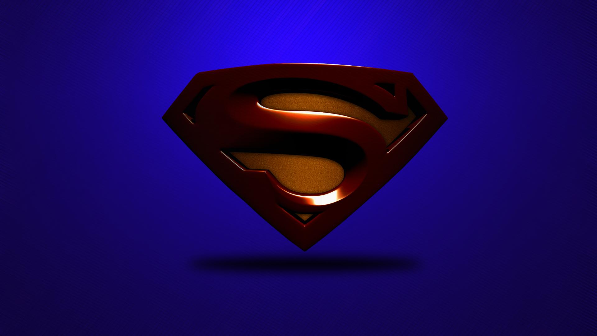 Logo Superman Wallpaper HD Free Download   PixelsTalk Net