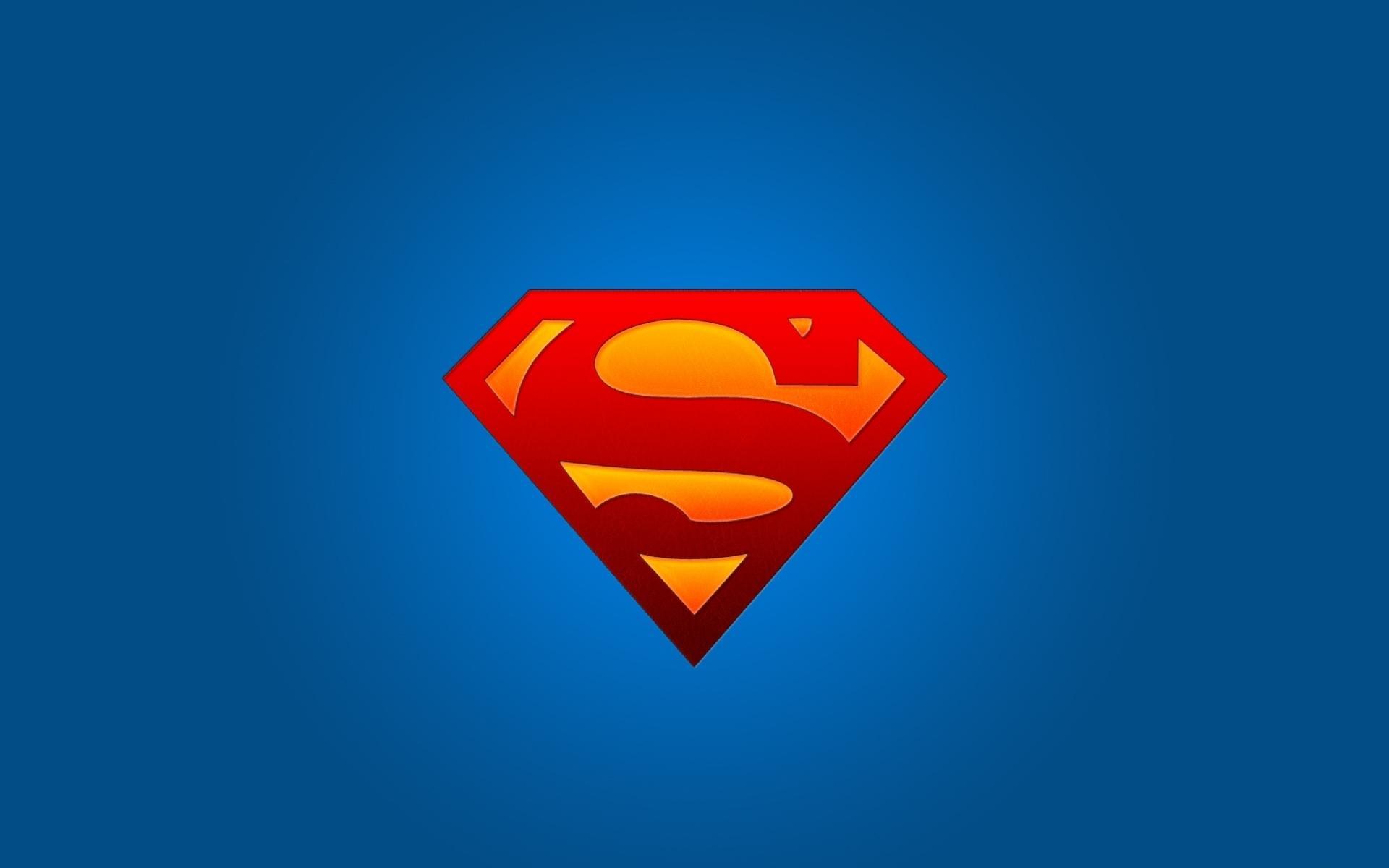 Superman Logo Desktop Wallpapers Group (86+)