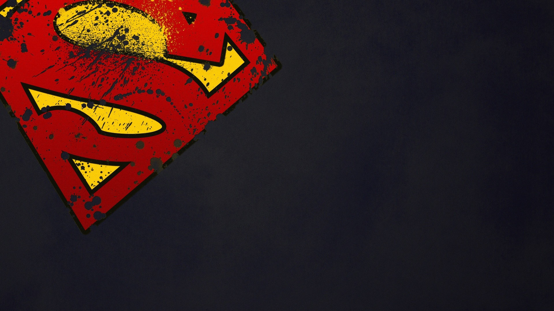 Superman Logo Desktop Wallpapers Group (86+)