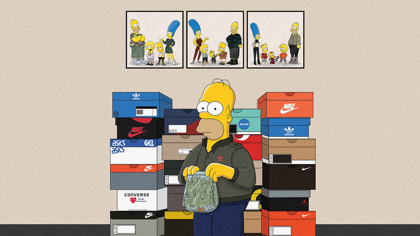 Simpson Supreme Wallpaper Iphone 6 Floweryred2 Com