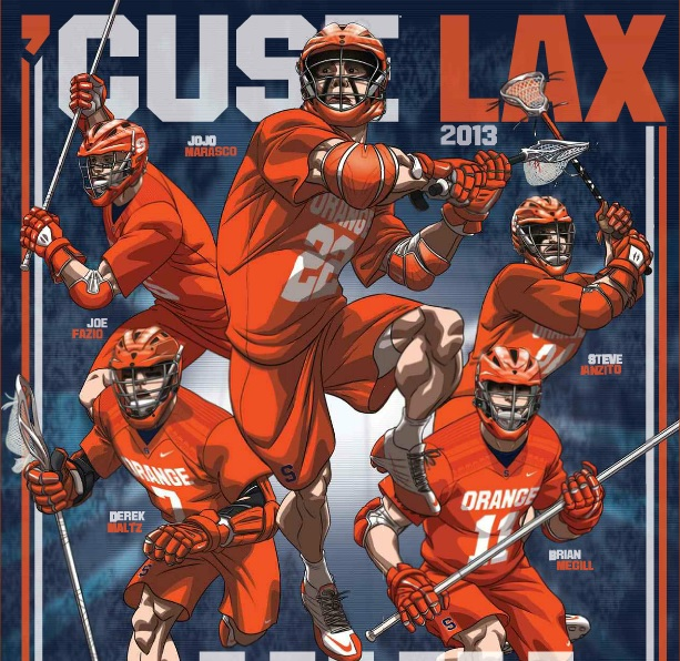 Syracuse Lacrosse Wallpaper