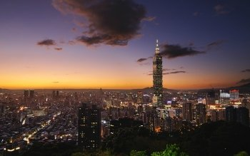 Taipei 101 Wallpaper Sf Wallpaper