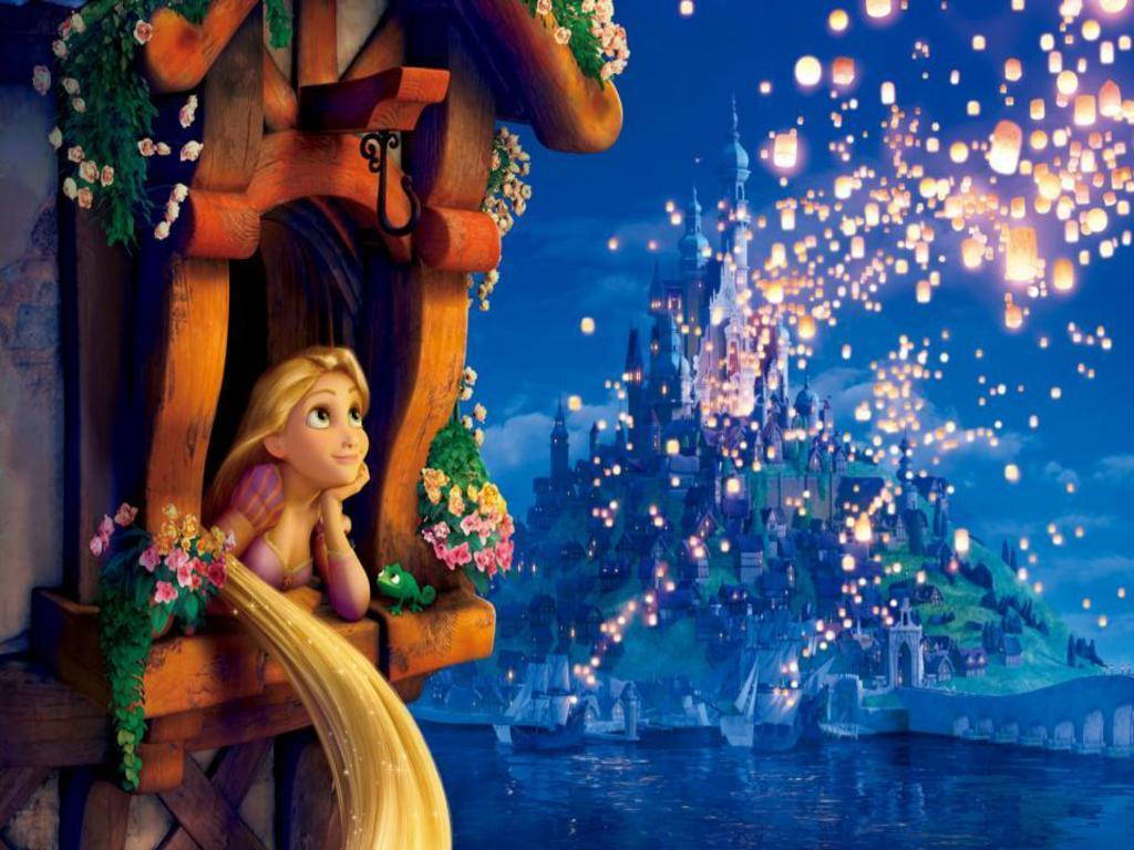 Tangled - Cartoons Wallpapers
