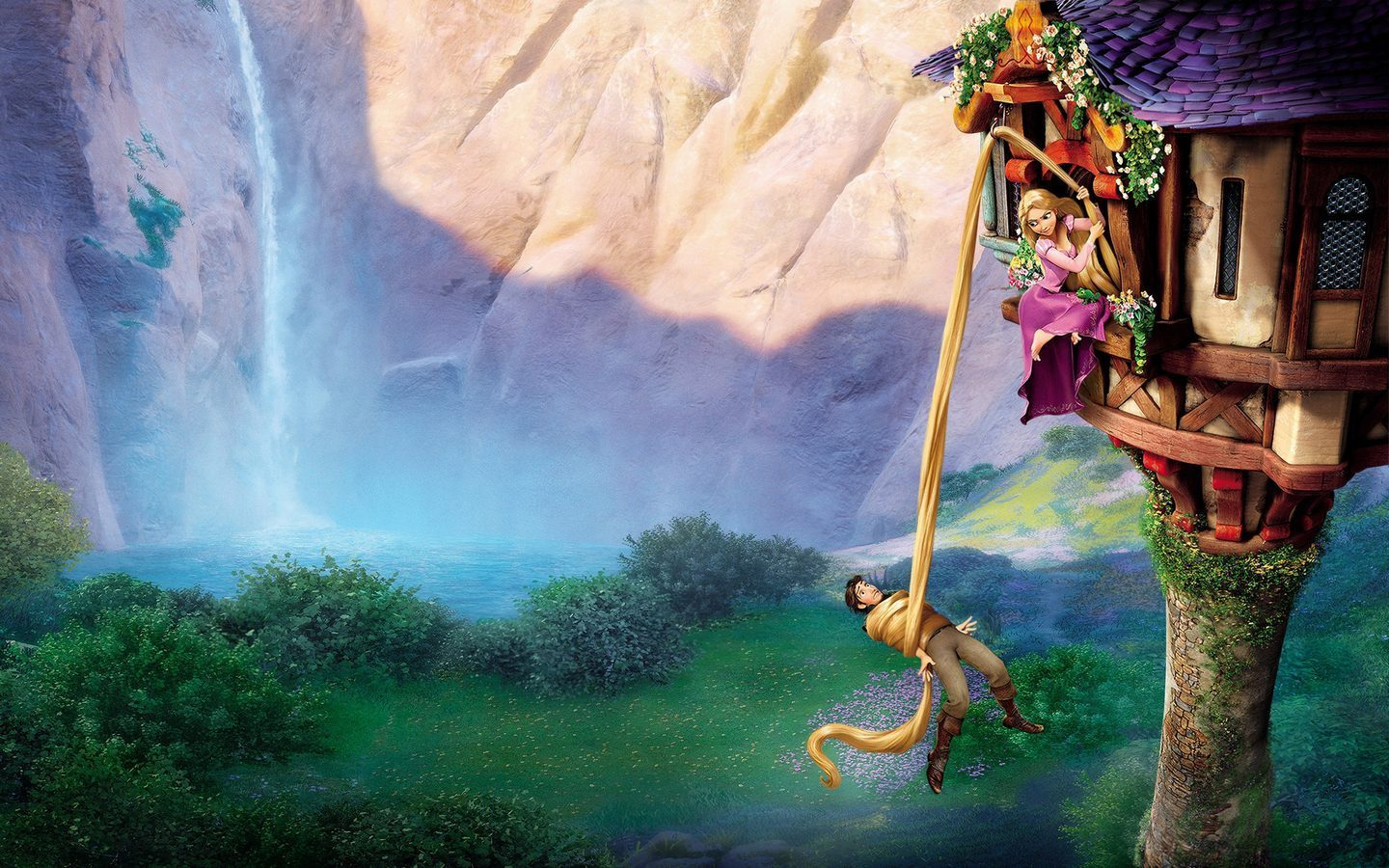 Tangled Wallpapers High Quality | Download Free
