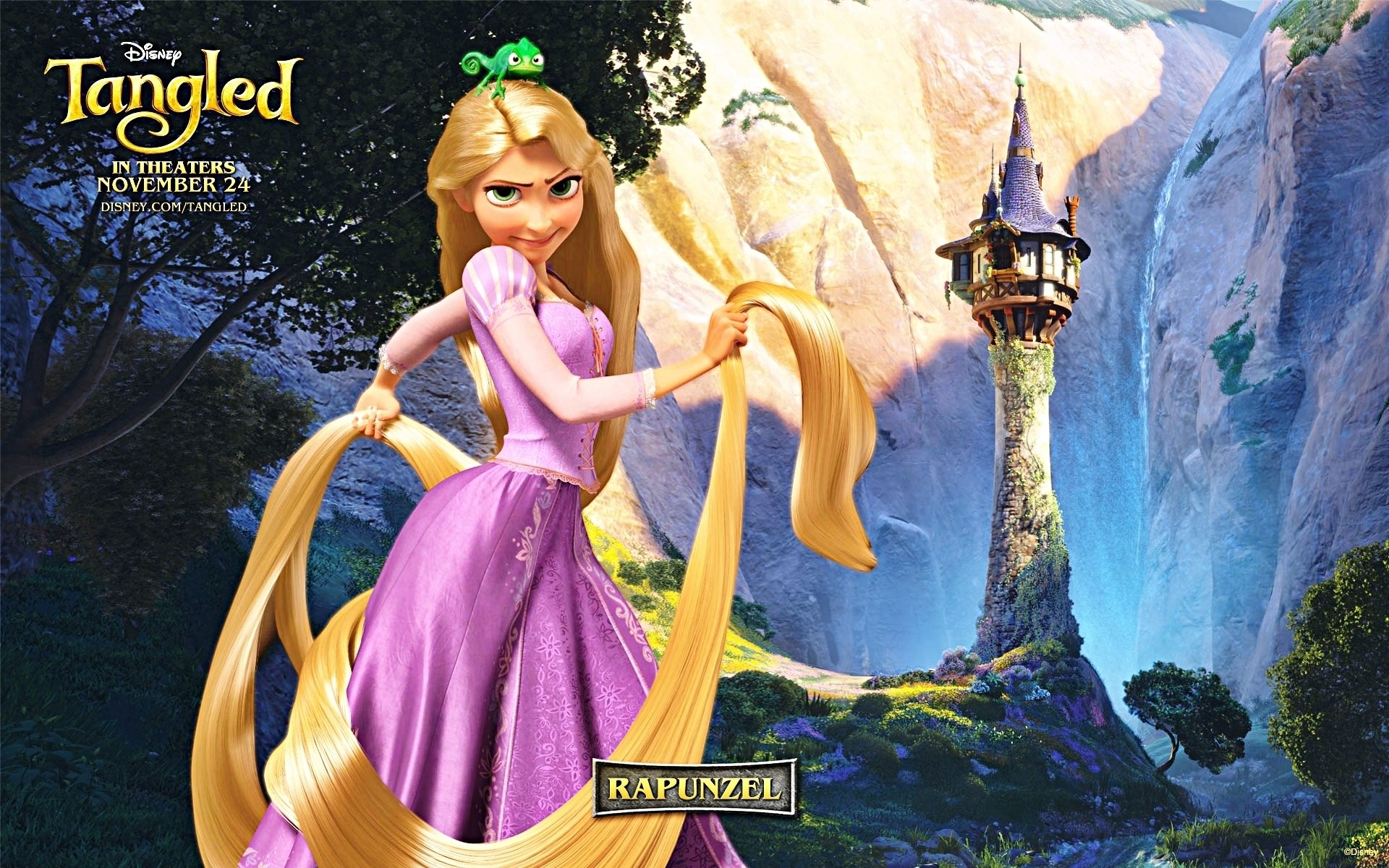 65 Tangled HD Wallpapers | Backgrounds - Wallpaper Abyss
