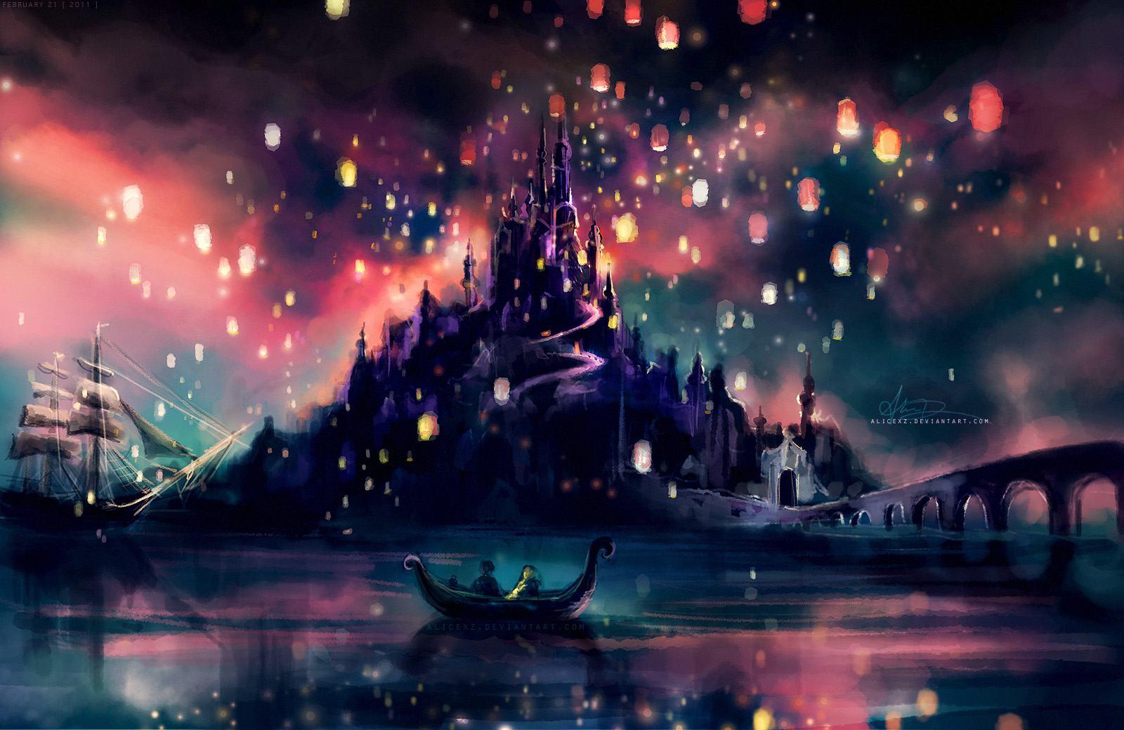 Disney Tangled Wallpapers - Wallpaper Cave