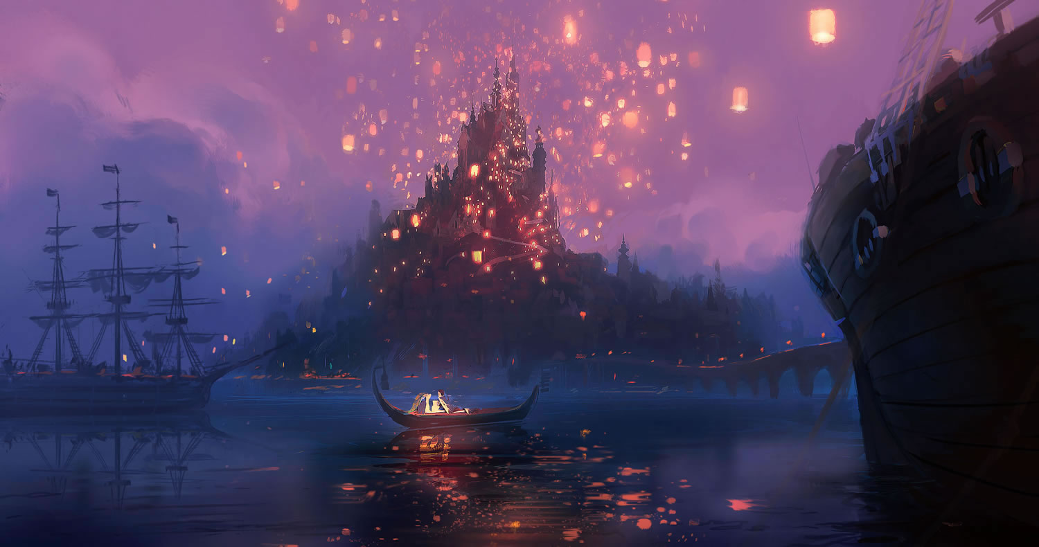 Tangled Wallpaper HD - WallpaperSafari