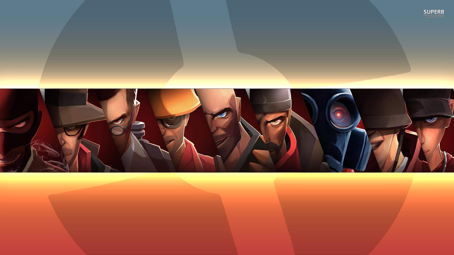 Team Fortress 2 Background Sf Wallpaper