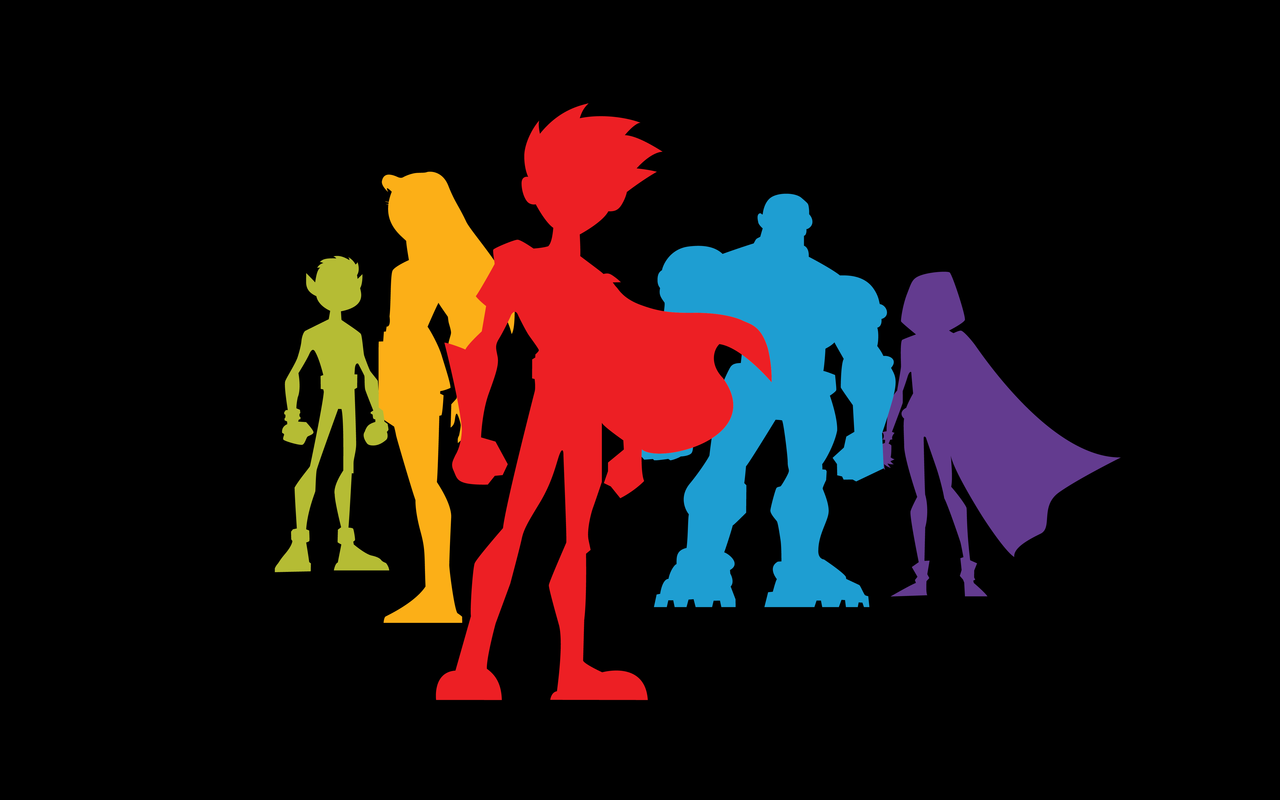 Teen Titans Wallpapers Group (72+)