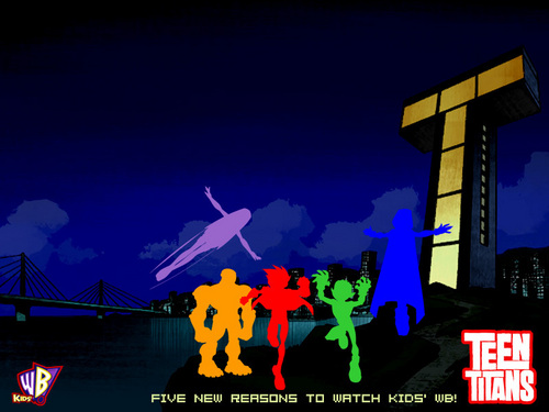 ... src · 43 units of Teen Titans Wallpaper