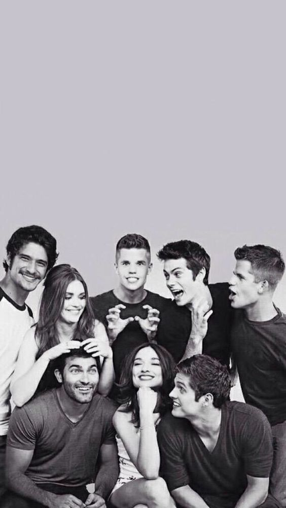 Teen Wolf phone wallpaper | BACKGROUNDS: Phone | Pinterest | My