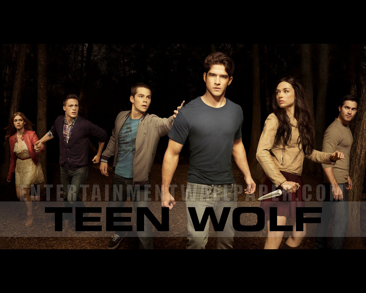 Teen Wolf Wallpaper Desktop - WallpaperSafari