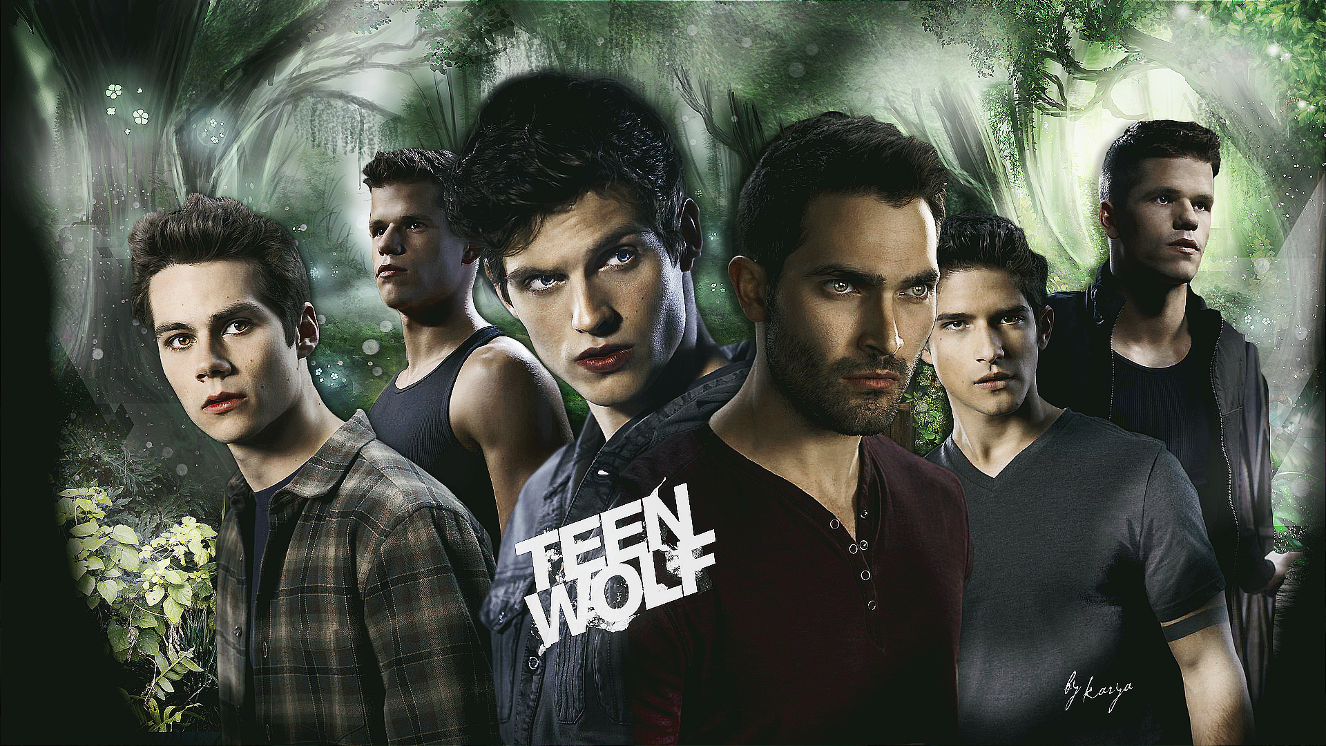 Teen Wolf Wallpaper - WallpaperSafari