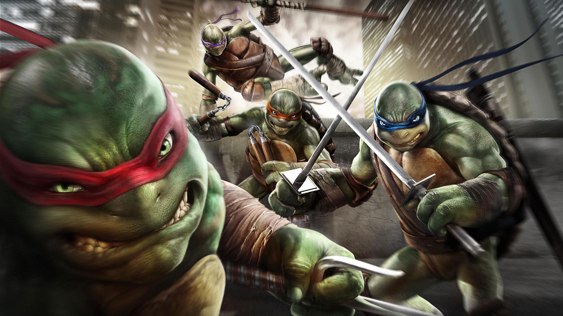 Teenage Mutant Ninja Turtles wallpaper ...