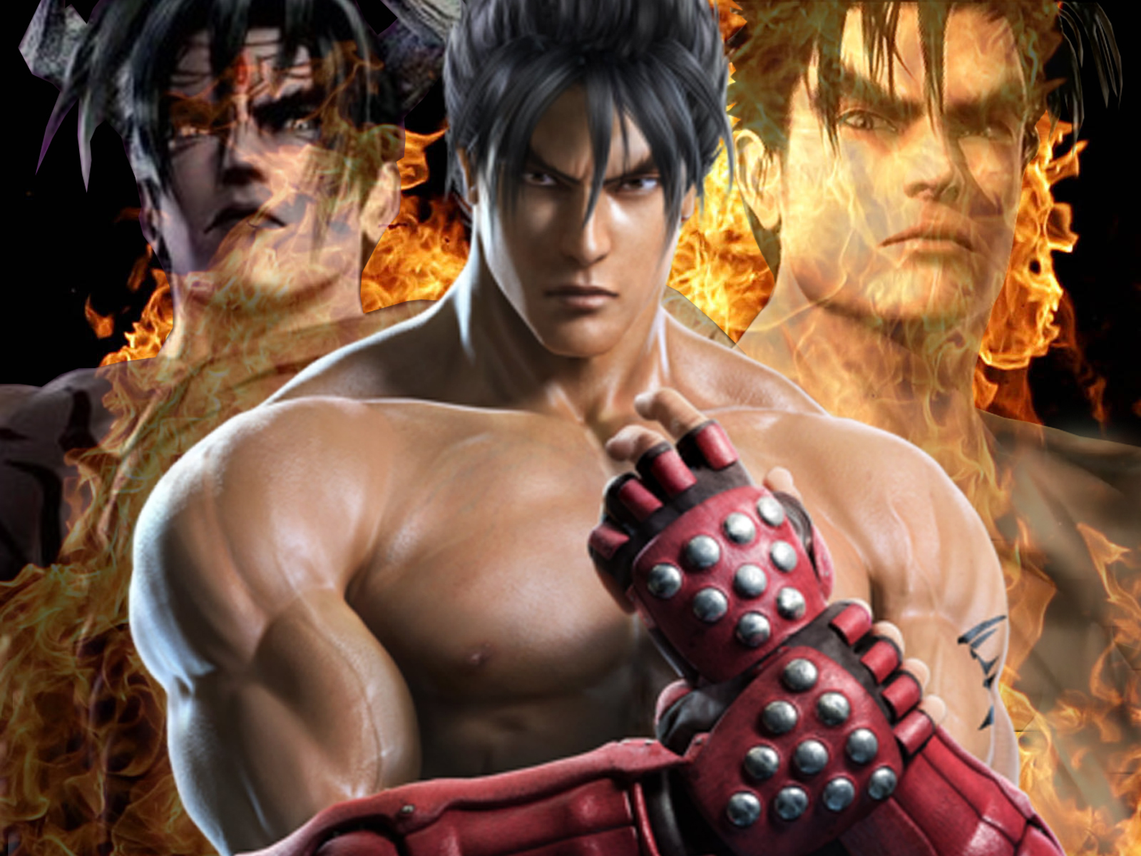 Tekken 3 Wallpaper Sf Wallpaper