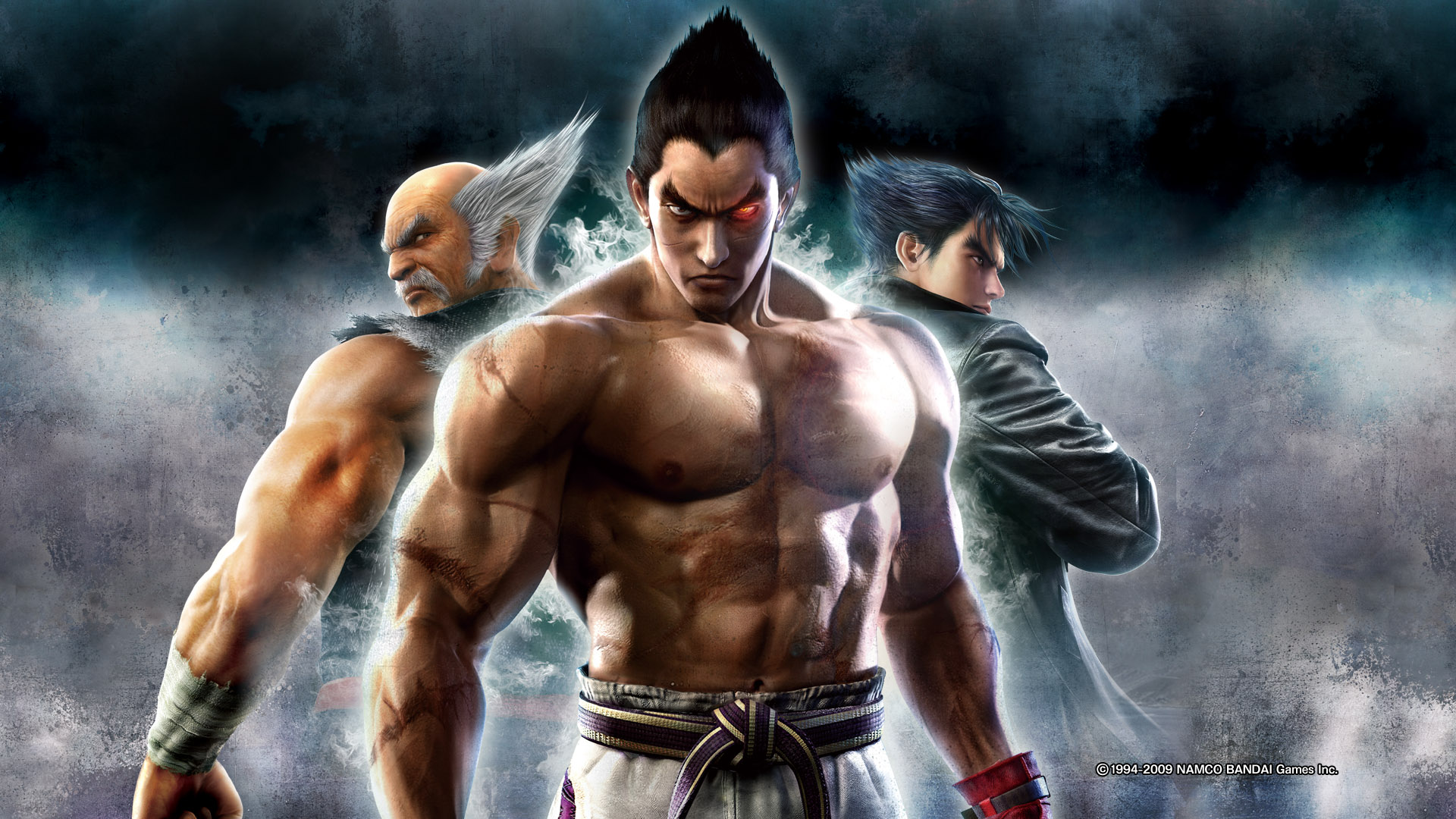 Tekken 6 Hd Wallpapers Sf Wallpaper