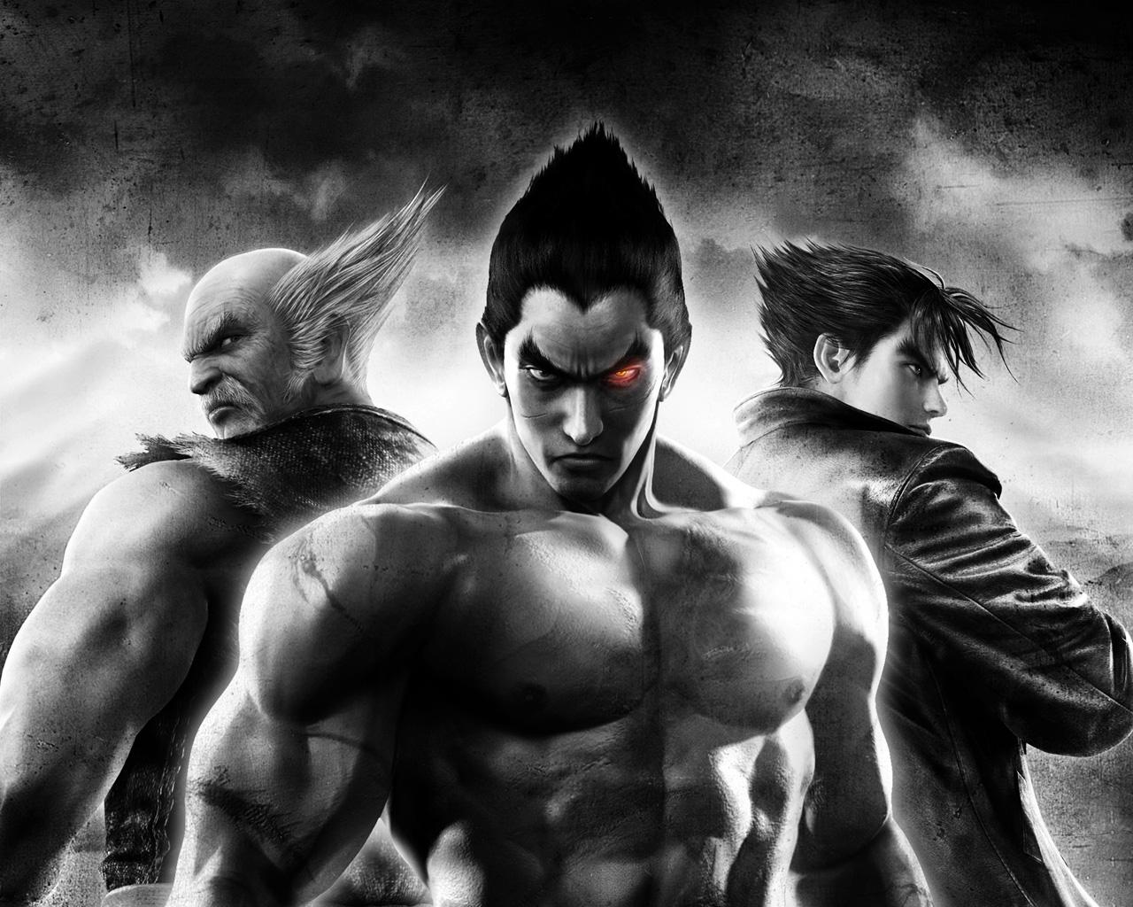Collection Of New Tekken HD Wallpapers