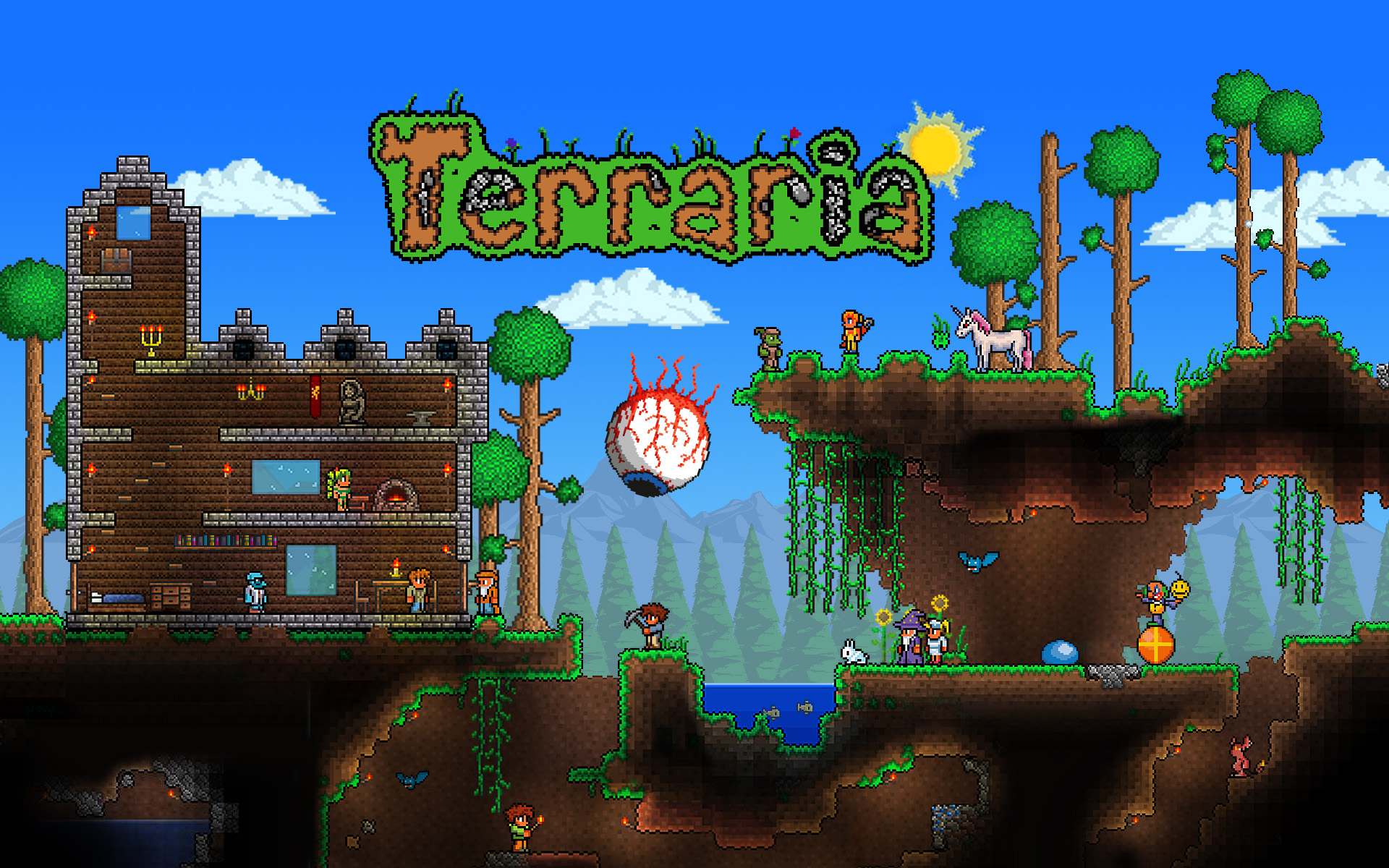 Terraria Wallpapers HD