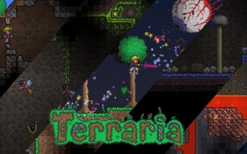 10 Terraria HD Wallpapers | Backgrounds - Wallpaper Abyss