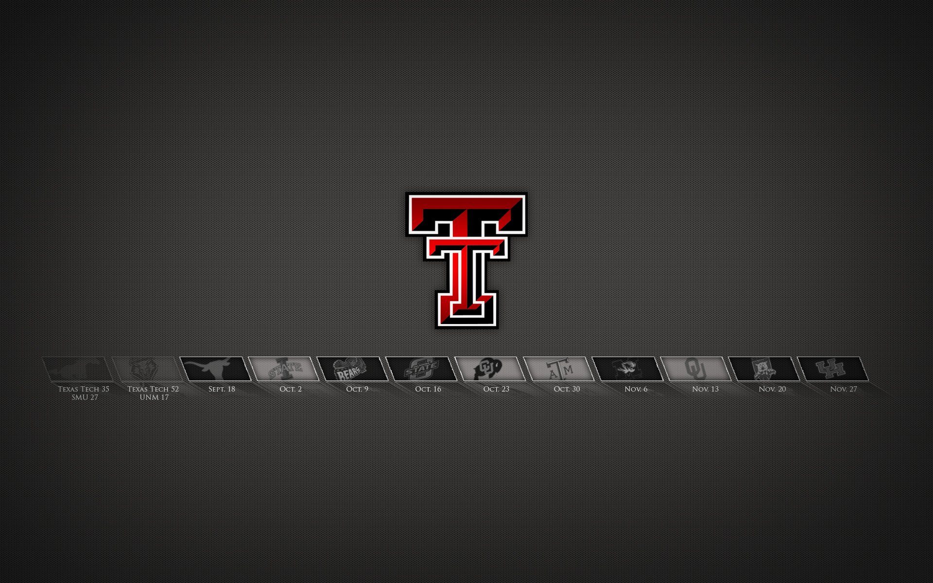Texas Tech Wallpaper