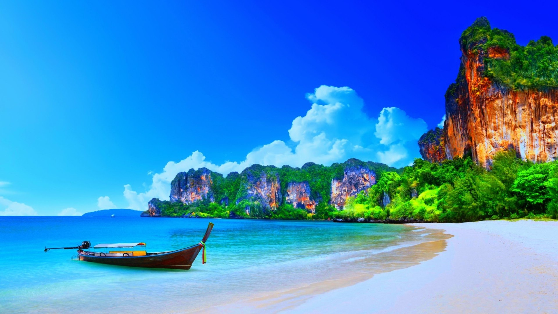 Thailand Beach Wallpaper