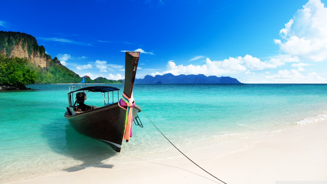 Thailand HD desktop wallpaper : Widescreen : High Definition