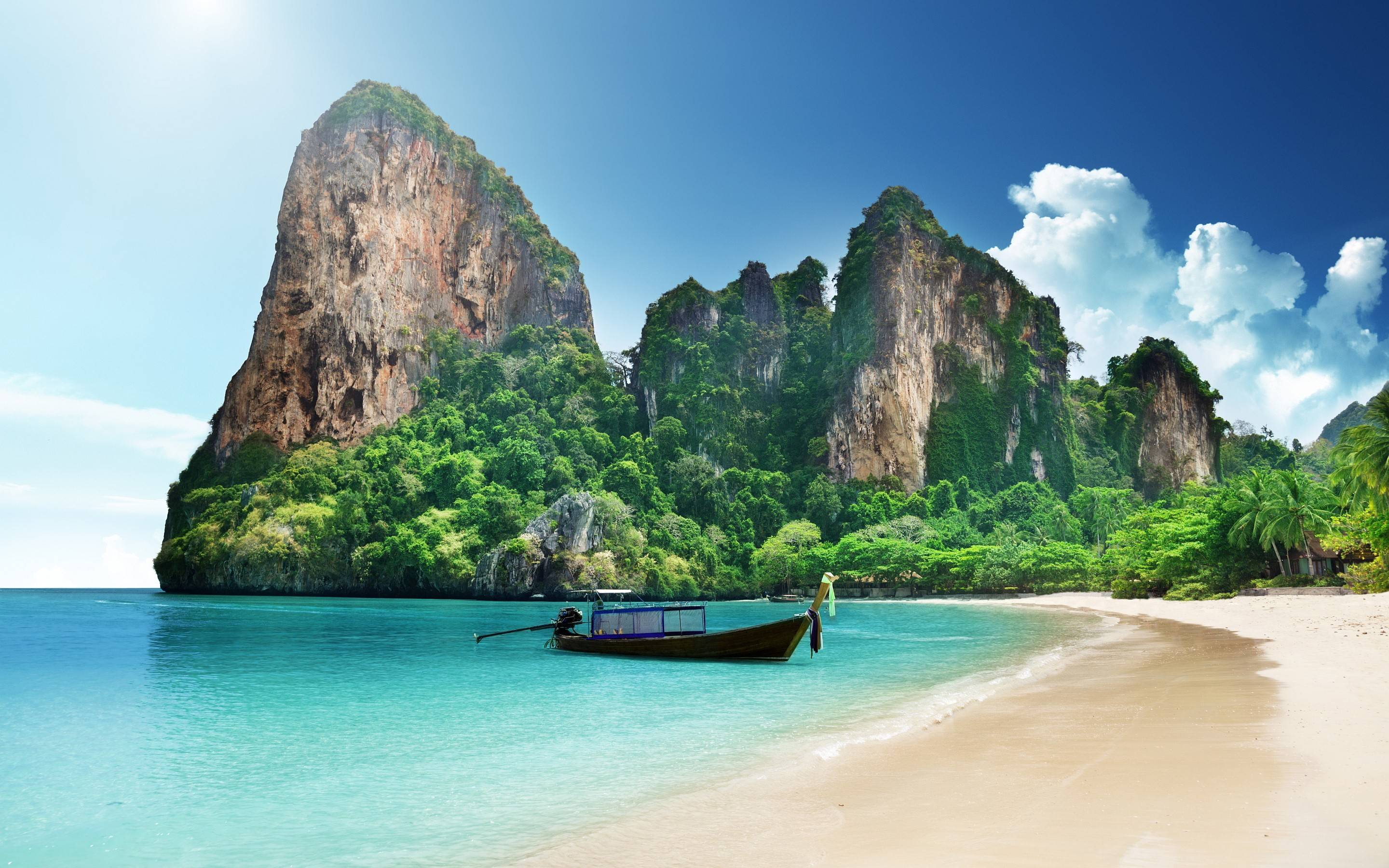 Thailand Beach Wallpapers - Wallpaper Cave